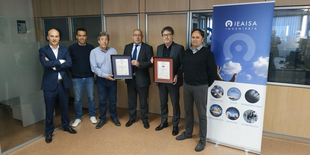 certificaciones aenor